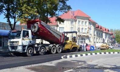 asfalt primarie