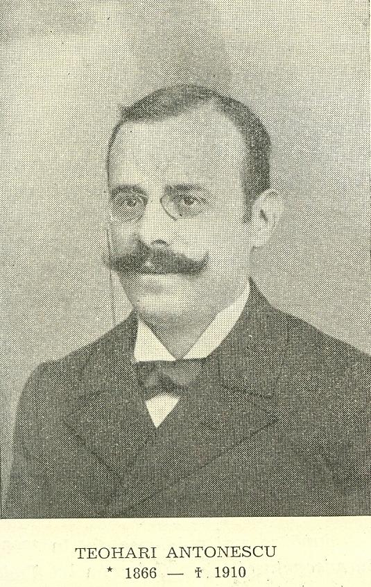 1 Teohari Antonescu