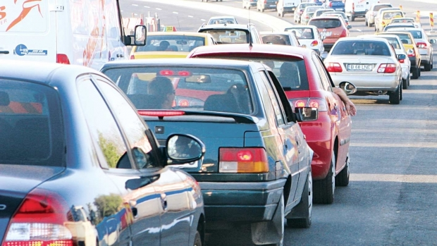 trafic masini
