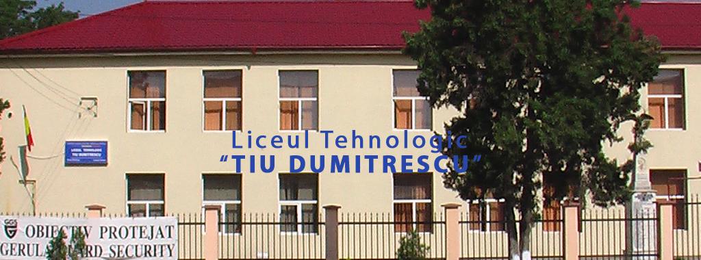 liceu Mihailesti