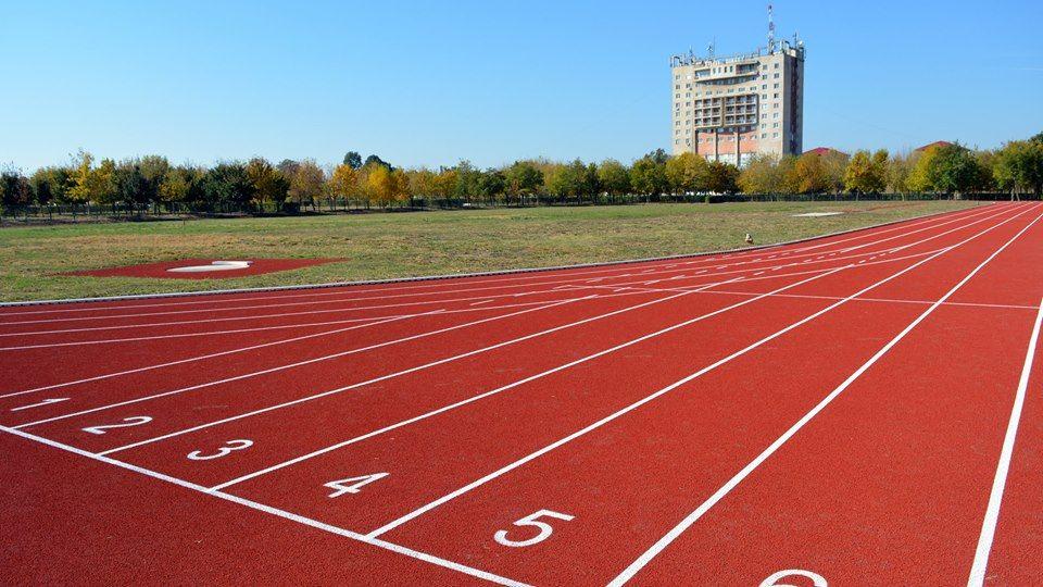 pista atletism giurgiu