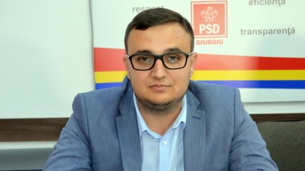 Ionut Barbu - TSD Giurgiu