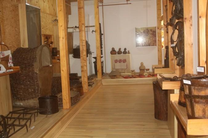 sectie etnografie muzeu giurgiu