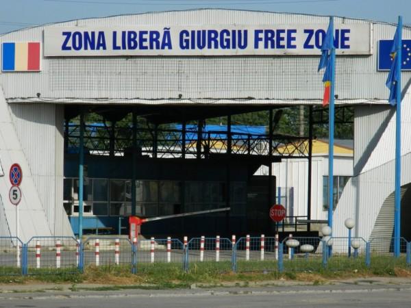 zona libera giurgiu