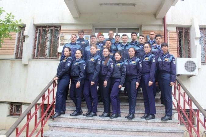 elevi politie