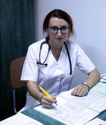 doctor Alina Bratu