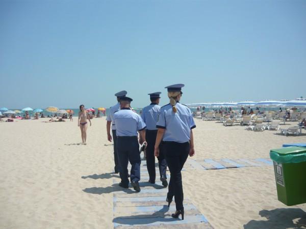 politisti litoral