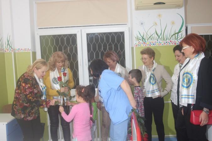 Flori Spitalul Judetean Giurgiu