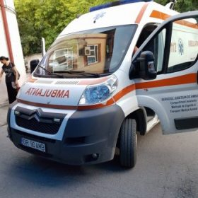 ambulanta giurgiu