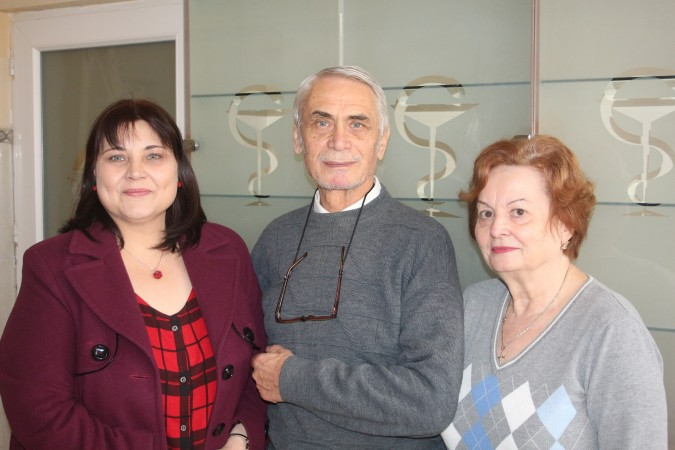 Familia Paun+ Mihaela Rata