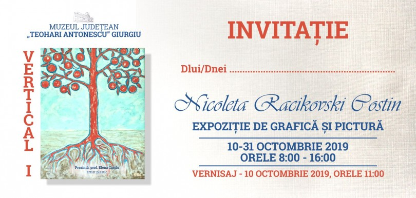 invitatie pictura