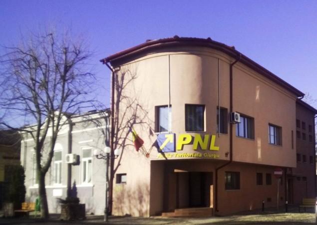 sediu PNL Giurgiu