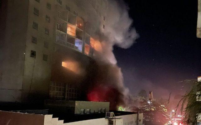 hotel steua dunarii incendiu