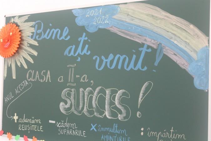 succes scoala
