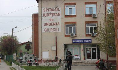 spitalul judetean giurgiu