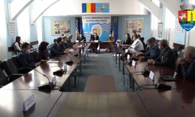 consiliul local Giurgiu