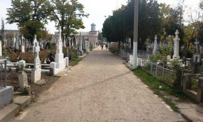 cimitir Giurgiu